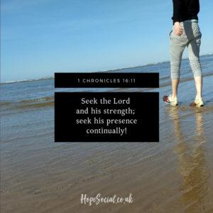 1 CHRONICLES 16-11