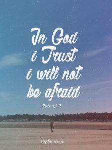 Psalm 56-4
