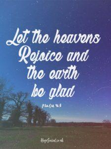 Psalm 96-11