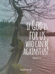 Romans 8-31