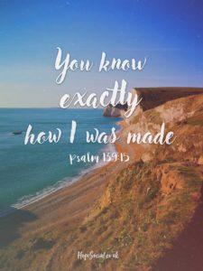 psalm 139-15