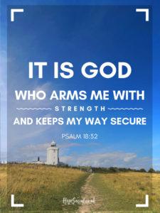 psalm 18-32