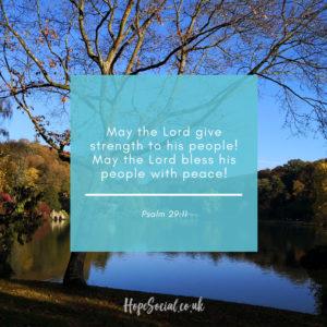 psalm 29-11
